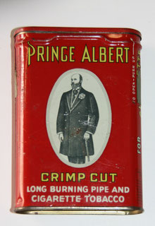 boite à tabac us prince albert