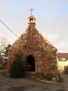 Chapelle Saint-Martin (Le Moustoir - Arradon)