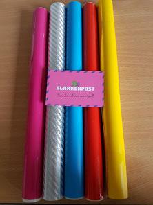Plakplastic - slakkenpost.nl