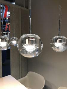 DEW - LED-Pendelleuchten Glas von Kundalini