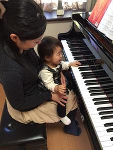 東広島のピアノ教室・クラングファルベ音楽教室・吉田ひとみ先生