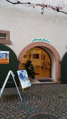 Altstadt Atelier, Mittelgasse, Neustadt an der Weinstrasse