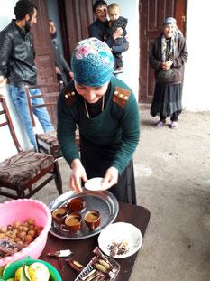voyage Géorgie rencontre culturelle Nouvel Est