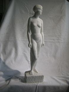 Aktskulptur Naturstein Skulptur