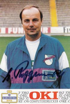 Saison 1989/90 (Foto: Archiv Thomas Butz)