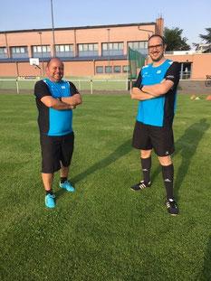 Steffen Usler links Stephan Beikert rechts