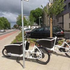 Lastenrad Hamburg