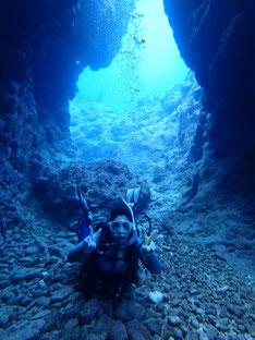 石垣島でのんびりダイビング「寒気にも負けず!」ヒートハートクラブ