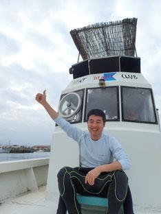 石垣島でのんびりダイビング「ブランクは7年」ヒートハートクラブ