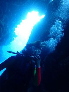 石垣島でのんびりダイビング「弾丸ツアー」ヒートハートクラブ