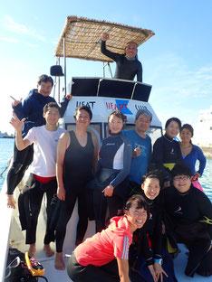 石垣島でのんびりダイビング「グランドスラム」ヒートハートクラブ