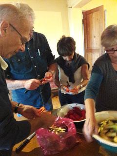 voyage Géorgie culture plaisir atelier cuisine gastronomie chant
