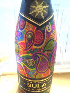 インドのワイン