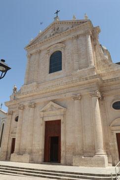 Kirche in Martina Franca