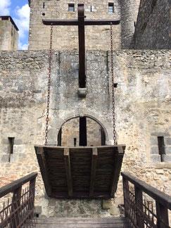 Séjour insolite en forteresse