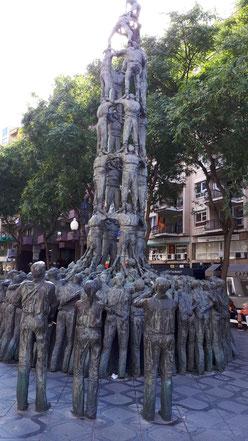 Monument der Castells