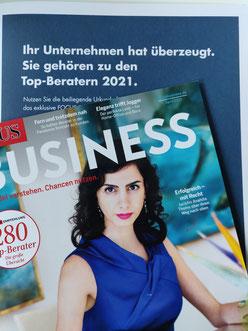 osbelt | Recruiting Process erhält Focus Business Auszeichnung als Top-Berater 2021