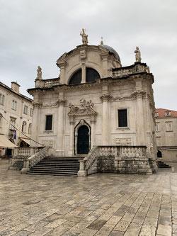 Die Altstadt von Dubrovnik sollte man gesehen haben!