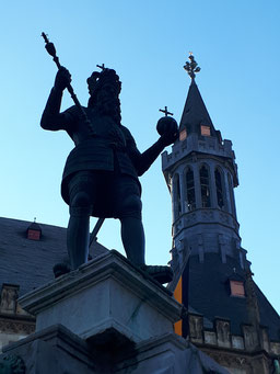 Karl der Große ( Photo Martina Fey)