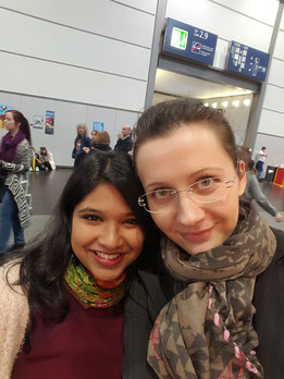 Lucie Müller - Kriegssinfonie & Claudi Feldhaus | Autorin