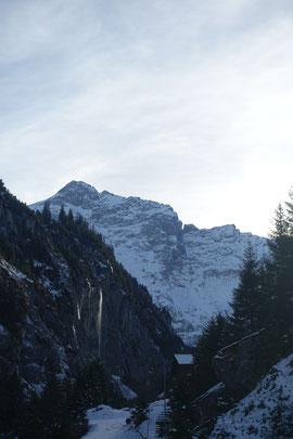 Skitour, Hoch Fulen, Brunnital, Unterschächen, Klausenpass