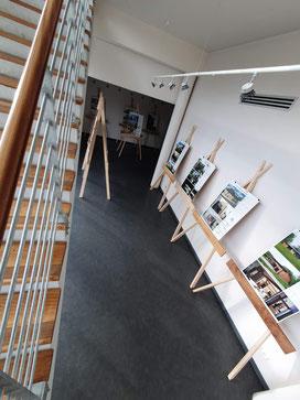 exposition architecture comptemporaine Cahors au grand palais 46