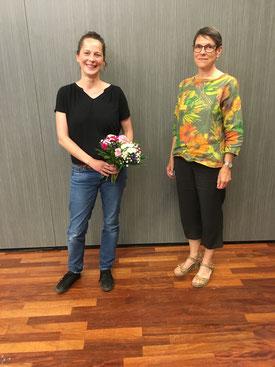 Julia Zieger & Luitgard Schlageter-Langsch
