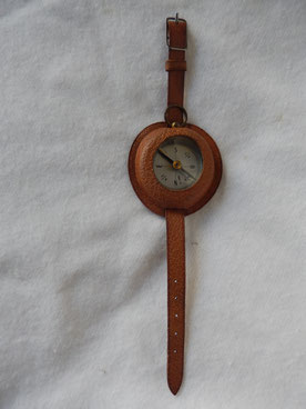 montre porte boussole ww1