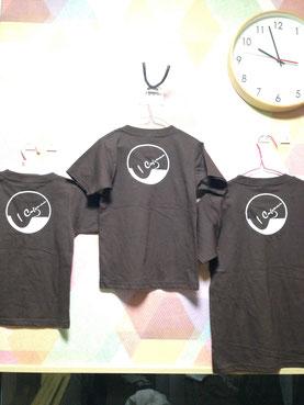 ICMFウクレレ&ギターロゴTシャツ