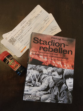 Stadion Rebellen Buch Ultras