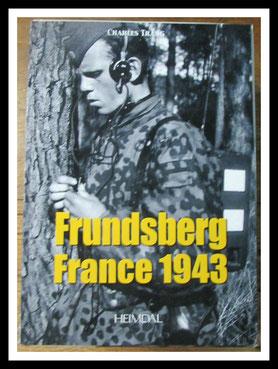 frundsberg france 1943 Heimdal