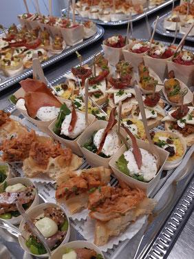 Bekelaar culinair luxe hapjes, hapjes, amuses, borreltijd,