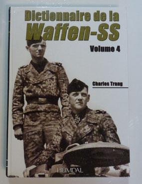 dictionnaire de la waffen SS