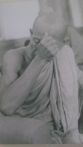 Auch Mönche wurden nicht vom Terror der Roten Khmer verschont
