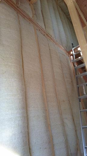 羊毛断熱材|ウールブレス|バージンウール呼吸性防音断熱材|タクミ建設|SII環境共創イニシアチブ|高性能建材登録製品
