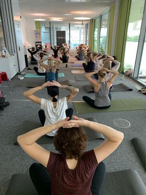 gesunde und motivierte Mitarbeiter mit Personal Training in Hamburg