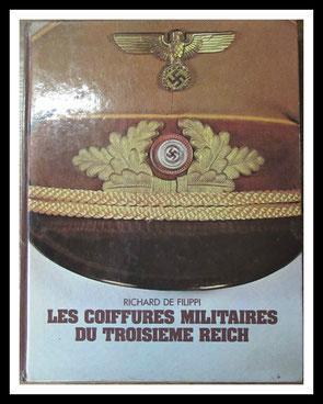 livre coiffure militaires du troisième Reich