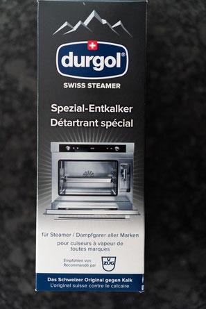 Spezial-Entkalker für den Steamer.