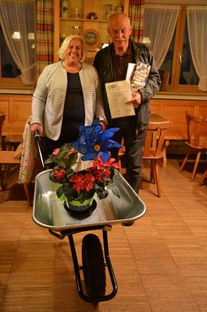Barbara Bogner und Peter Frimmer