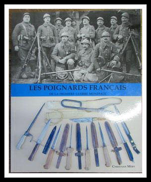 Les poignard français par Christian Mery