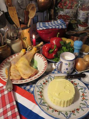 La cuisine de la Mère Mitraille - Canal Gourmandises
