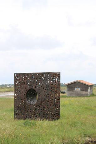 monumental sculpture de David Vanorbeek