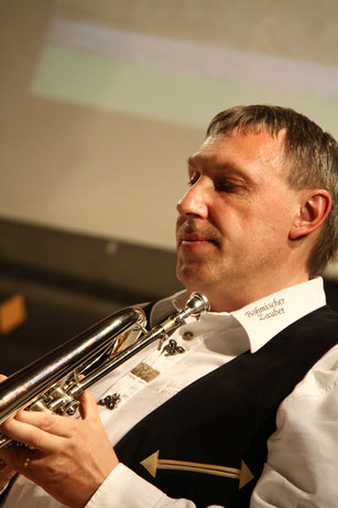 Holger Friedrich, Flügelhorn