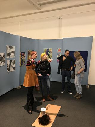 Caillebotte-Übungsession von Julia Friedrich
