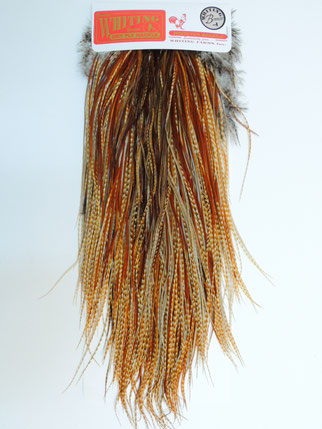 Whiting Roostersaddle Red Lable