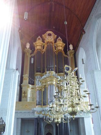 Stevenskerk König-orgel