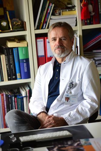 Prof. Dr. med. Dr. h.c. Paul Robert Vogt - Bild: zvg