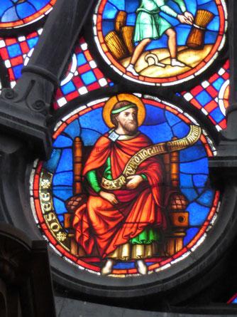 Notre-Dame de Tournai Rosace - Profeet OSEE