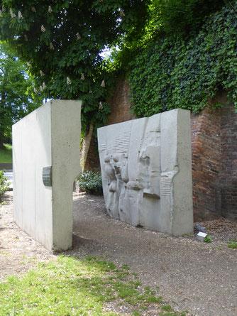 Nijmegen - Billenniummonument door Raf Verjans