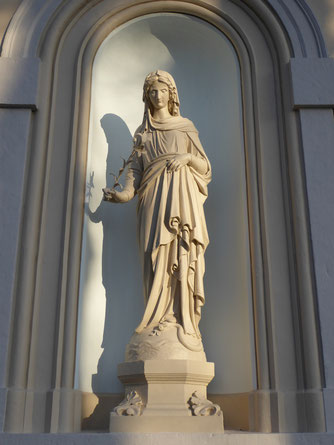 Maria Immaculata - ontwerp Pierre Cuypers.